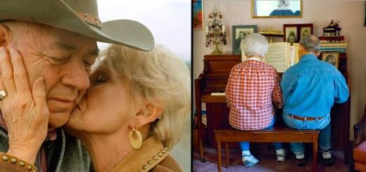 Une photographe immortalise des couples qui s'aiment depuis 50 ans 13