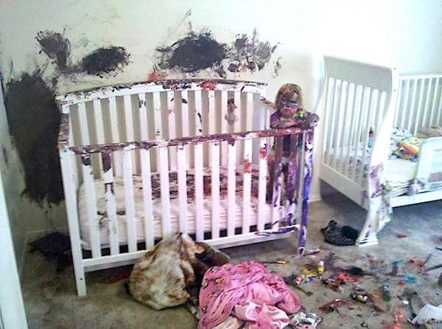 A VOIR : 10 bêtises d'enfants en photos ! 11