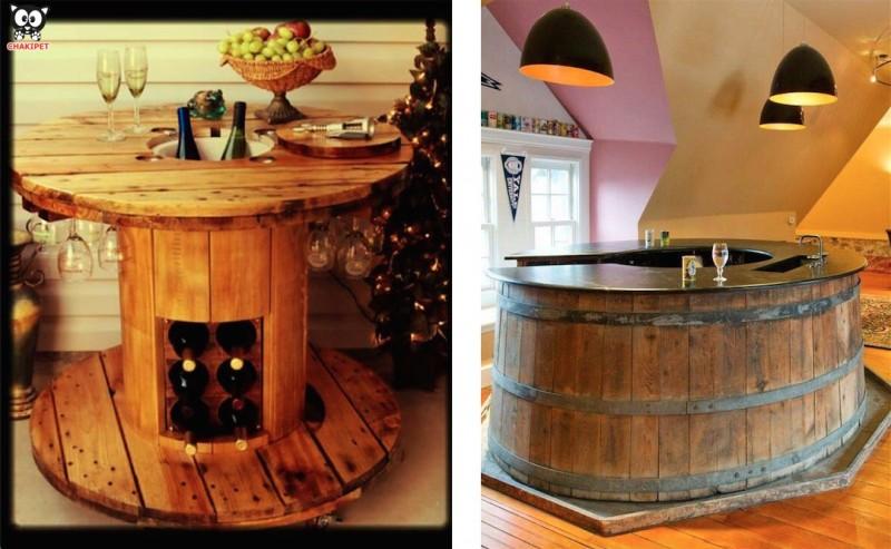 DECO : Imaginez un bar design dans votre maison 17