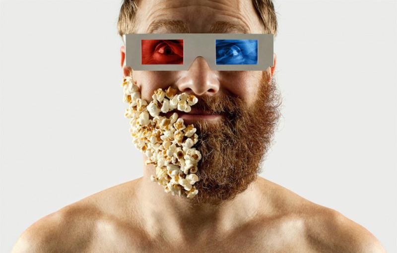 Mode : quand la demie-barbe se transforme en oeuvre d'art 5