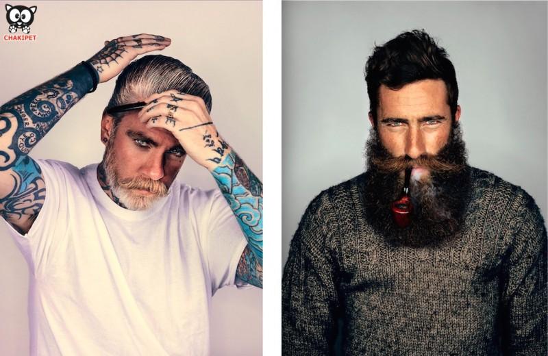 TENDANCE : Les barbes les plus glorieuses du monde 1
