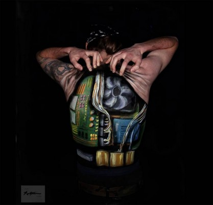 Body painting6