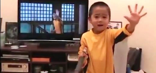 Voilà c'est bon : la relève de Bruce Lee est assurée