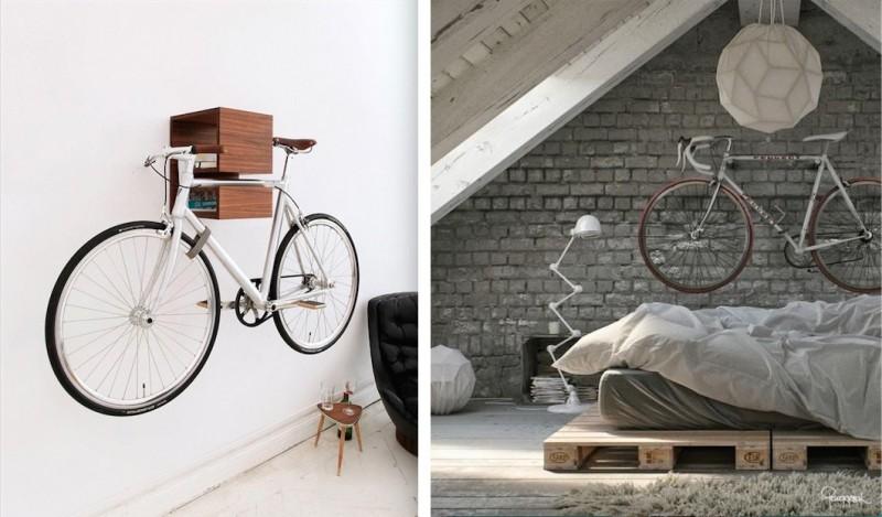 DECO : Des bicyclettes pour embellir votre intérieur ! 21