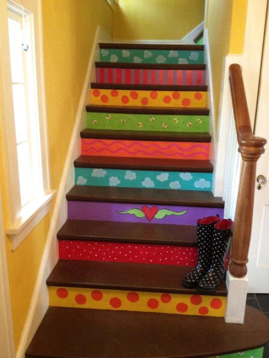 DECO : 39 idées pour rendre votre escalier atypique 25