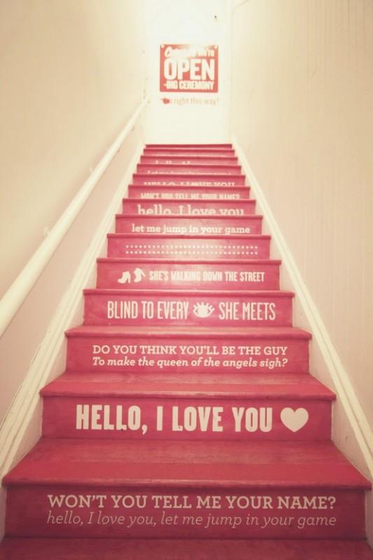 DECO : 39 idées pour rendre votre escalier atypique 33