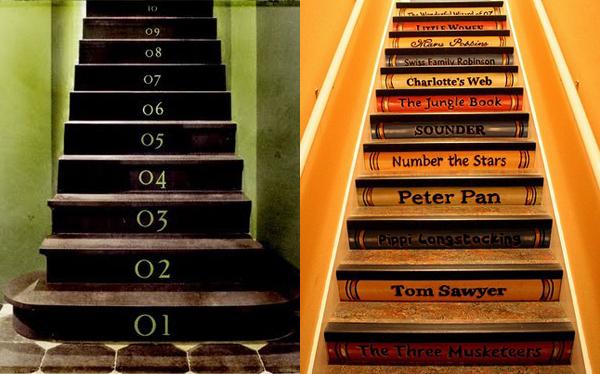 DECO : 39 idées pour rendre votre escalier atypique 34