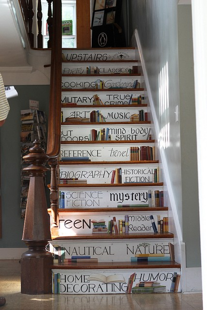 DECO : 39 idées pour rendre votre escalier atypique