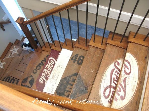 DECO : 39 idées pour rendre votre escalier atypique 38