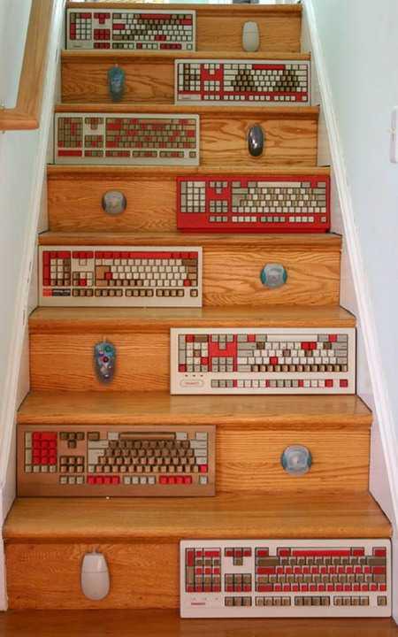 DECO : 39 idées pour rendre votre escalier atypique 39