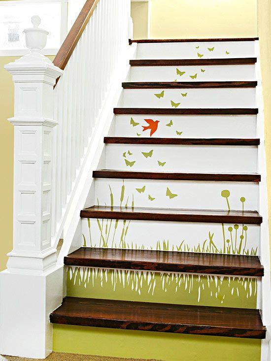 Deco 39 id es pour rendre votre escalier atypique page 2 sur 2 for Escalier decor