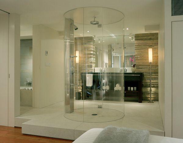 cabine de douche originale