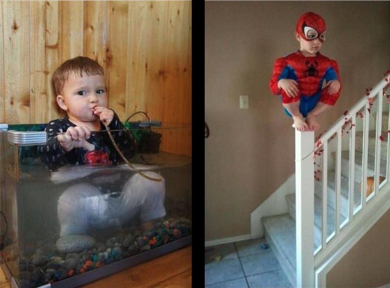 La preuve que les enfants sont vraiment des petits monstres ! 21