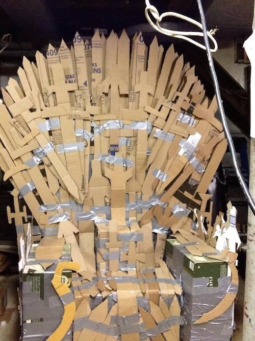 EXCLU : Les fans de Game of Thrones se lâchent ! 16