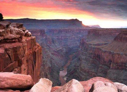 Grand canyon. Colorado
