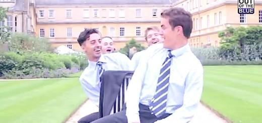 EXCELLENT : Un groupe d'hommes chante A cappella sur du Shakira !