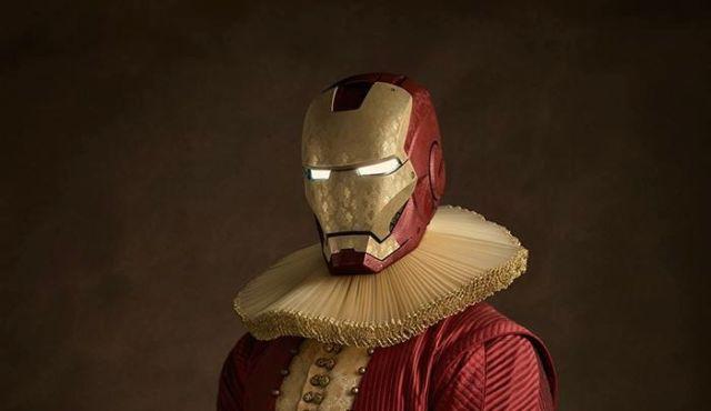 Les super-héros au 16 ème siècle. 16