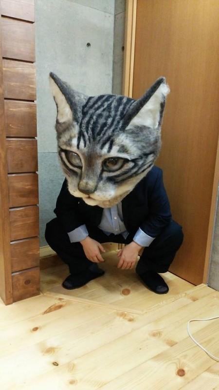 Masque de chat1