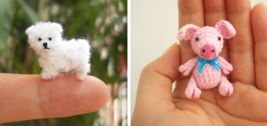CREATION : Des animaux miniatures super mignons. 15
