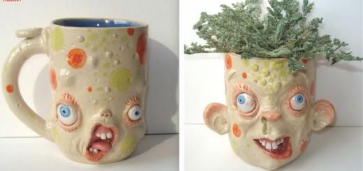 INSOLITE : Des Mugs d'une autre planète !! 11