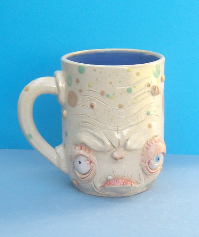 INSOLITE : Des Mugs d'une autre planète !! 8