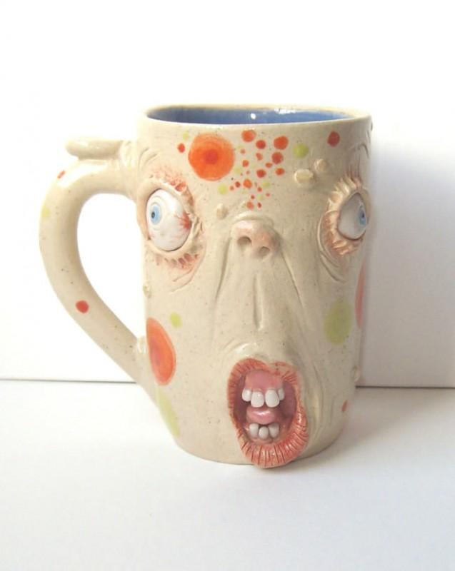 INSOLITE : Des Mugs d'une autre planète !! 5
