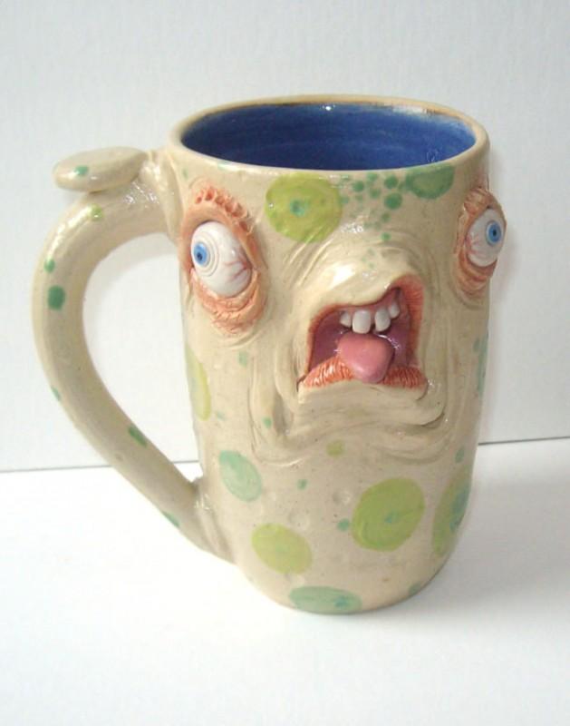 INSOLITE : Des Mugs d'une autre planète !! 1
