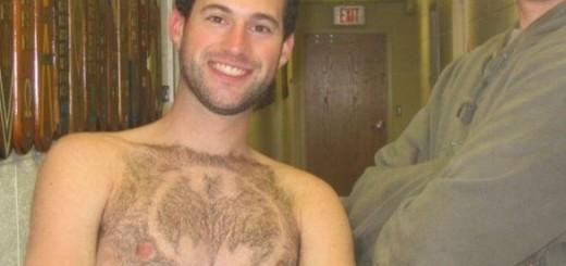 15 photos qui montrent que les hommes aussi s'épilent ! 13