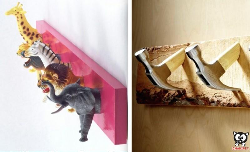 DECO : Des porte-manteaux pour décorer votre maison. 39