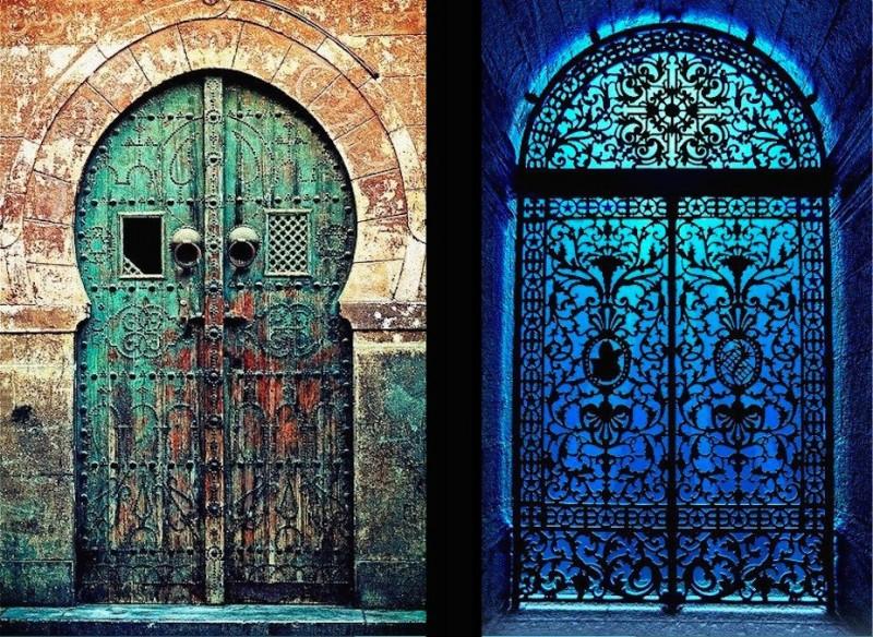 DECO : les plus belles portes du monde 56