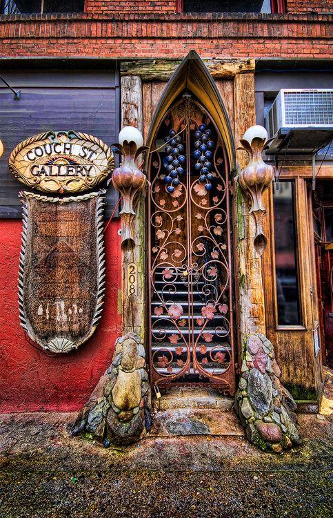DECO : les plus belles portes du monde 13