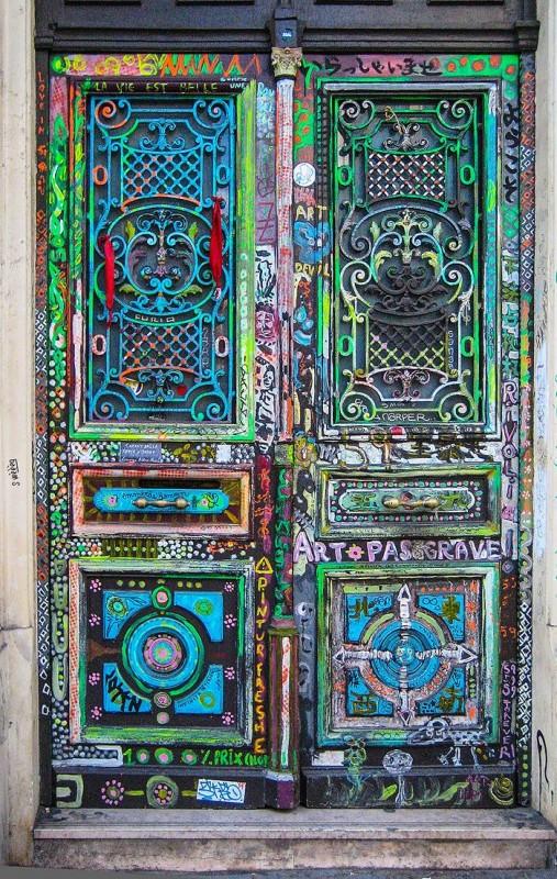 DECO : les plus belles portes du monde 16