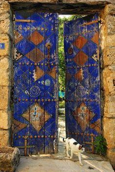 DECO : les plus belles portes du monde 28