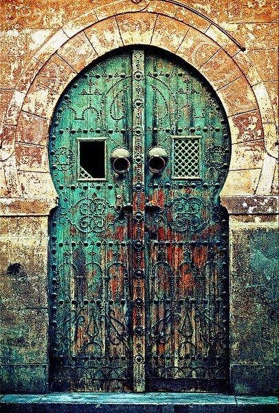 DECO : les plus belles portes du monde 29