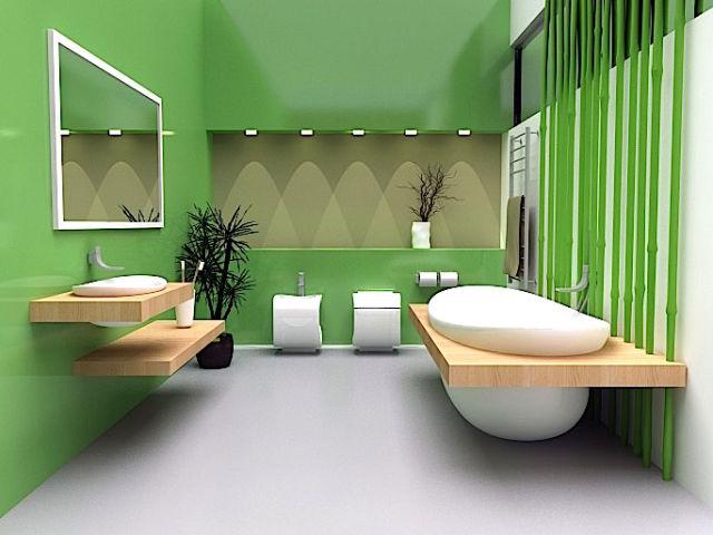 20 salles de bains aux styles atypiques. Black Bedroom Furniture Sets. Home Design Ideas