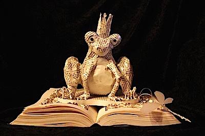 La sculpture sur livre : des oeuvres superbes ! 21