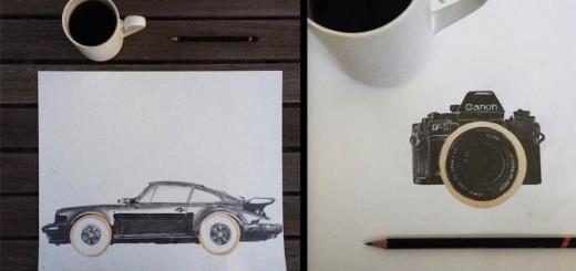 Comment transformer des tâches de café en oeuvre d'art 21