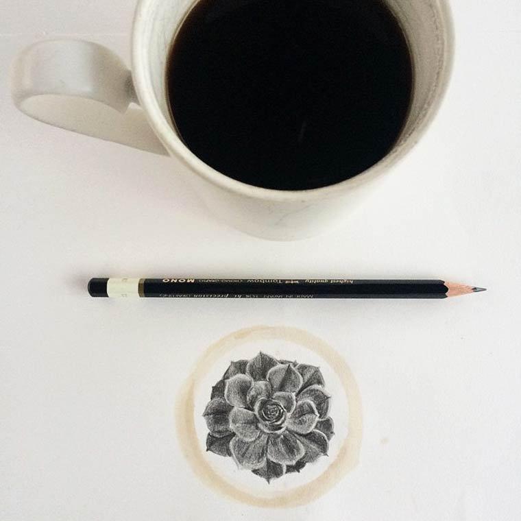 Tâche de café19