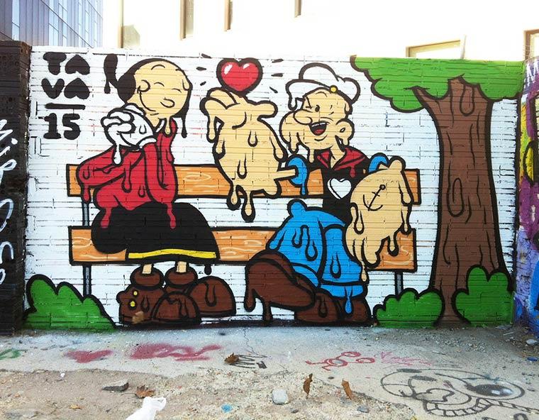 Tava street art 1