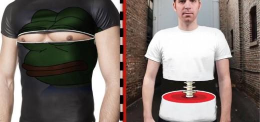 MODE : Des T-shirts vraiment au top ! 32