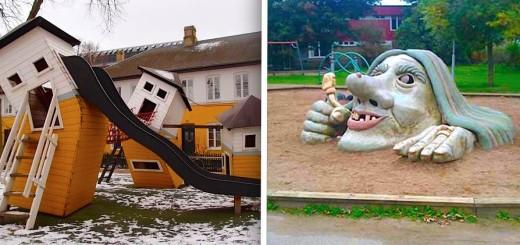 27 parcs de jeux vraiment effrayants ! 35