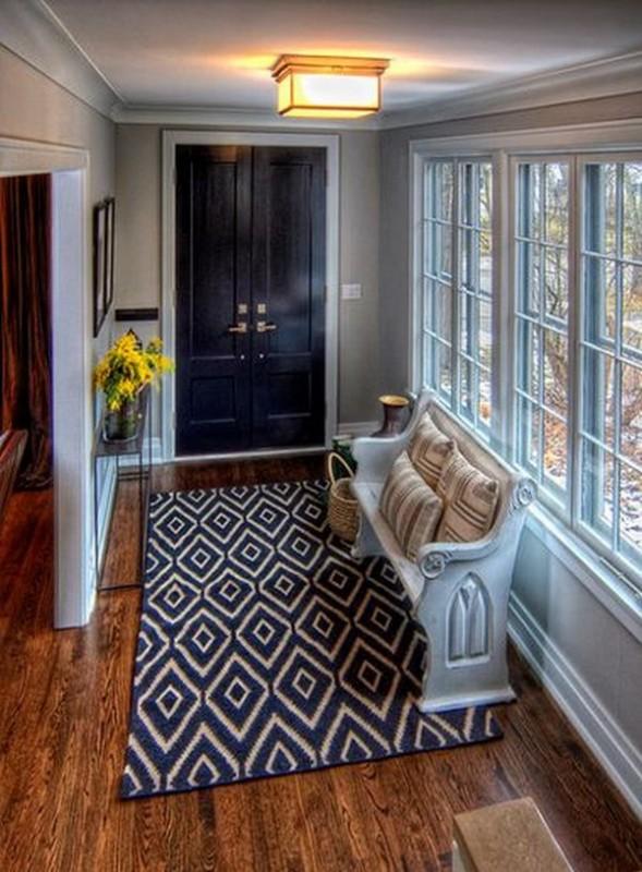 L Entrée De La Maison 30 idées pour aménager l'entrée de votre maison - page 4 sur 8