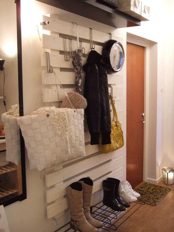 30 id es pour am nager l 39 entr e de votre maison. Black Bedroom Furniture Sets. Home Design Ideas