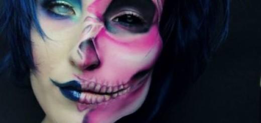Des maquillages ultra détaillés, qui font sacrément peur 16