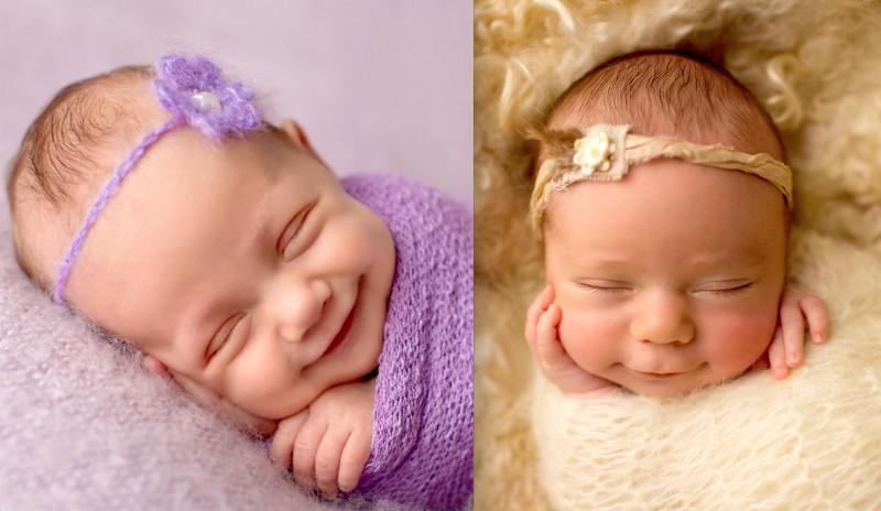 Bébés magnifiques