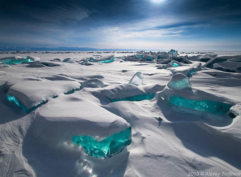 Les beautés de l'hiver 1