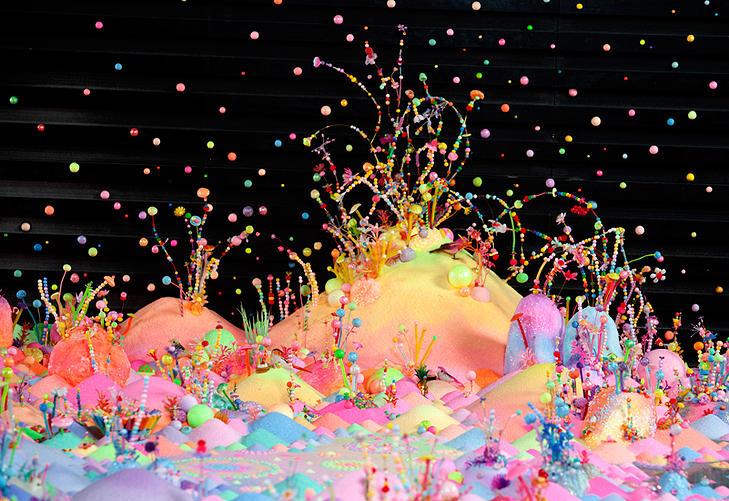 Candyland: l'univers artistique des bonbons 10