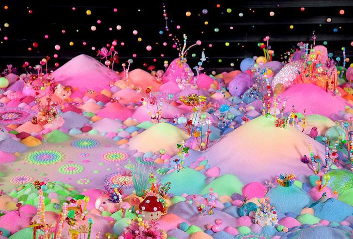 Candyland: l'univers artistique des bonbons 2