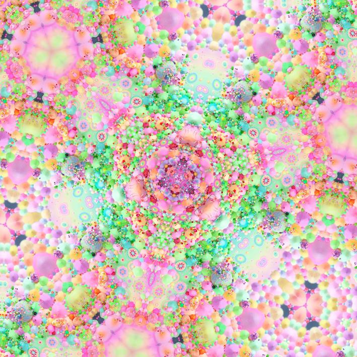 Candyland: l'univers artistique des bonbons 3
