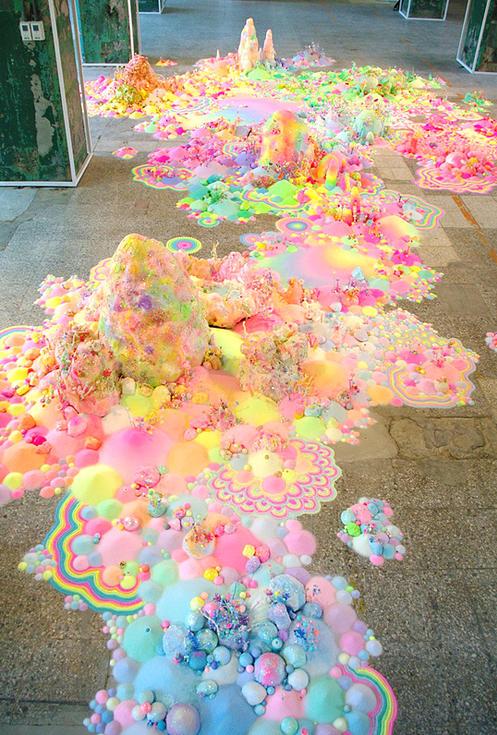 Candyland: l'univers artistique des bonbons 4
